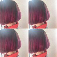 キレイな発色のピンク♡